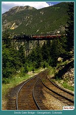 Devils Gate Bridge _ Georgetown, Colorado _  (152k)