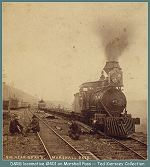 D&RG locomotive #401Marshall Pass - (Image 00122) (96k)