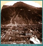 Silverton, Colorado - 1900 -(142k)